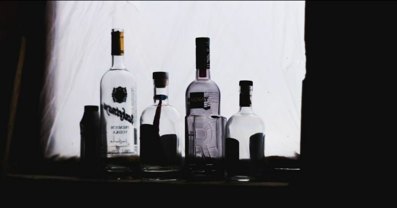 garrafas bebidas alcoolicas